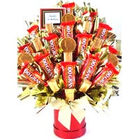Thanks a Million! Candy Bouquet