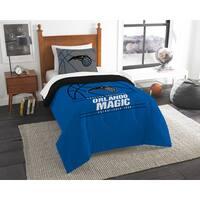The Northwest Company Orlando Magic Multicolore Polyester Reverse Slam 2-piece Twin Comforter Set