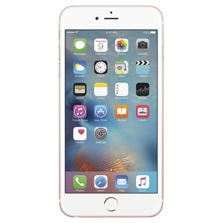 Apple iPhone 6s Plus 128GB Unlocked GSM 4G LTE Dual-Core Phone w/ 12MP Camera (Refurbished)