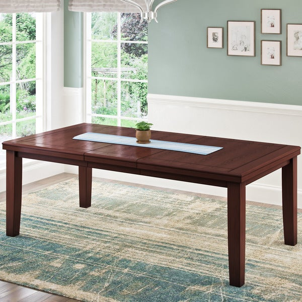 CorLiving Brown Wood Dining Table