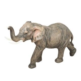 Elephant Natural-looking Medium Figurine