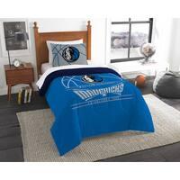 The Northwest Company NBA Dallas Mavericks Reverse Slam Twin 2-piece Comforter Set