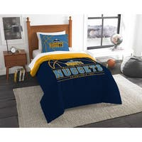 The Northwest Company NBA Denver Nuggets Reverse Slam Twin 2-piece Comforter Set