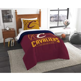 The Northwest Company NBA Cleveland Cavaliers Reverse Slam Twin 2-piece Comforter Set|https://ak1.ostkcdn.com/images/products/13330886/P20034859.jpg?impolicy=medium