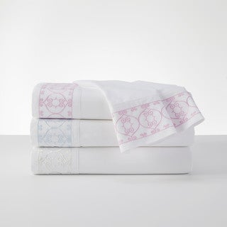 Dena Home Embroidered Sheet Set