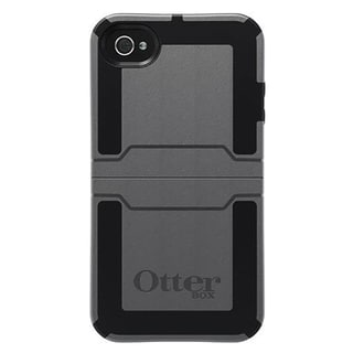 OtterBox 77-18916 Reflex Series for Apple iPhone 4/4s - Gunmetal