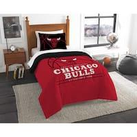 The Northwest Company NBA Chicago Bulls Reverse Slam Twin 2-piece Comforter Set