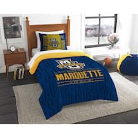 The Northwest Company COL 862 Marquette Modern Take Twin Comforter Set