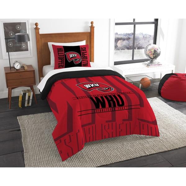 The Northwest Company COL 862 Western Kentucky Modern Take 2-piece Twin Comforter Set