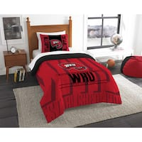 The Northwest Company COL 862 Western Kentucky Modern Take 2-piece Twin Comforter Set
