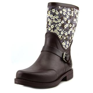 Ugg Australia Women's Sivada Liberty Brown Rubber Boots