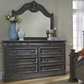 Terracina Marble Drawer Dresser