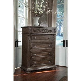 Made to Order Klaussner Furniture Versailles Wood 4-drawer Chest