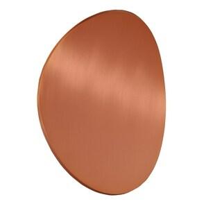 Bruck Lighting Lunaro 1-light Brushed Copper Wall Sconce
