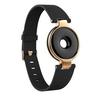 Amazfit A15013 Moonbeam Wristband Accessory - Black/Gold