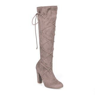 Fahrenheit Paula-02 Women's Knee High Boots