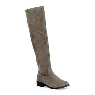 Fahrenheit Brook-01 Women's Knee High Boots