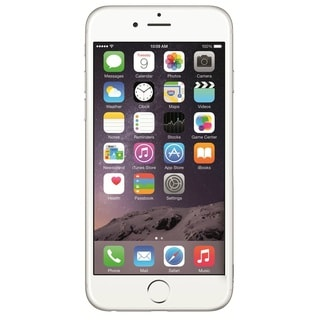 Apple iPhone 6 16GB Unlocked GSM 4G LTE Dual-Core Phone w/ 8MP Camera (Used)