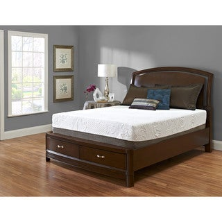 Purelife Strata PureGel 12-inch Full-size Gel Memory Foam Mattress