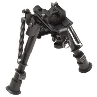 TruGlo Tac-Pod Adjustable Bipod Pivot Base with Adapter