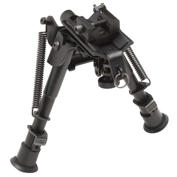TruGlo Tac-Pod Adjustable Bipod Pivot Base with Adapter