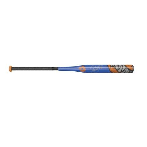 DeMarini Bustos FP -13 Blue Composite Softball Bat