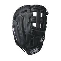 Louisville Slugger Xeno Black Leather 13-inch First Base Softball Glove