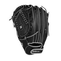 Wilson A360 Black Leather 13-inch All-positions Slowpitch Softball Glove