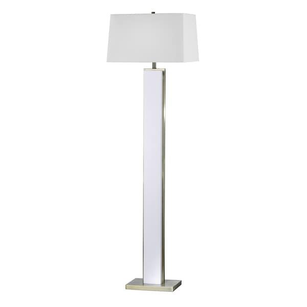 Bounded, Floor Lamp Weathered Brass