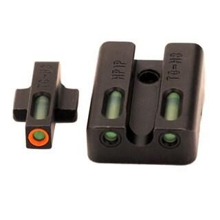 TruGlo TFX HK P30 Set Pro ORN Black Handgun Sight
