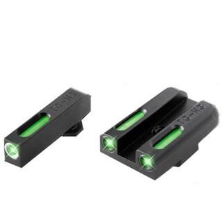 TruGlo TFX Kimber Set Black Handgun Sight