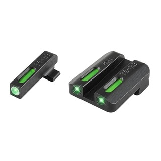 TruGlo TFX Steyr Set Black Steel Handgun Sight