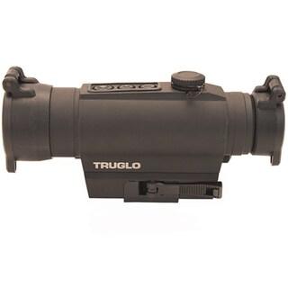 TruGlo Tru-Tec Red-Dot Black Box 30mm Sight