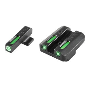 TruGlo TFX FN Set Black Steel Handgun Sight