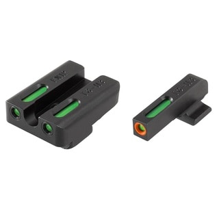 TruGlo TFX FN Set Pro ORN Black Steel Handgun Sight