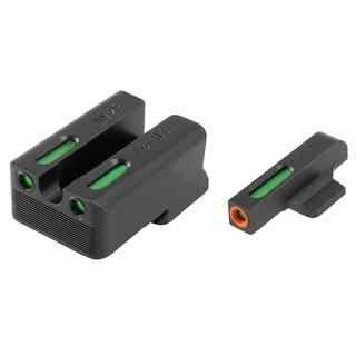 TruGlo TFX Novak Set Pro ORN Black Handgun Sight