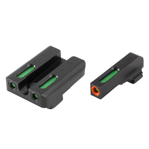 TruGlo TFX SIG Set Pro ORN Black Steel Handgun Sight