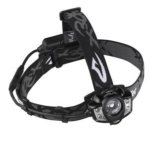 Princeton Tec Apex Black Plastic Rechargeable Headlamp