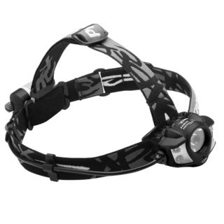 Princeton Tec 260 Lumen Apex Pro Black Resin LED Headlamp
