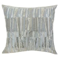 Bevin Graphic Euro Sham Grey