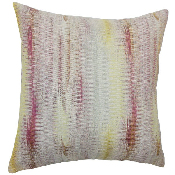 Ngozi Graphic Euro Sham Freesia