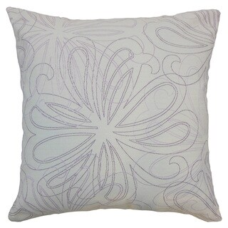 Pomona Floral Euro Sham Orchid (4 options available)
