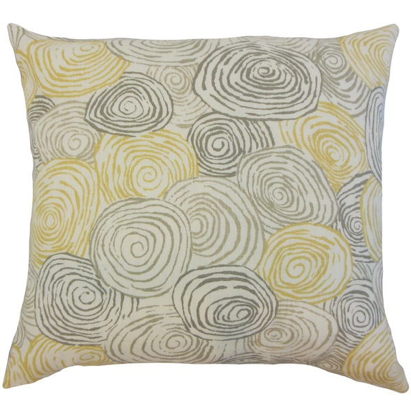 Blakesley Graphic Euro Sham Beach