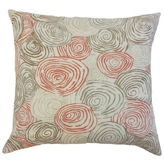 Blakesley Graphic Euro Sham Poppy