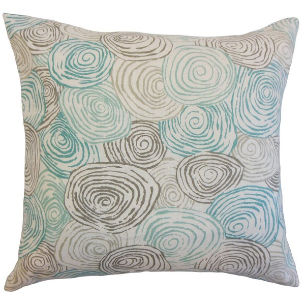 Blakesley Graphic Euro Sham Wet Rock