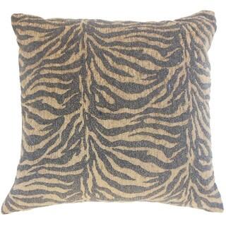 Caiya Animal Print Euro Sham Tiger