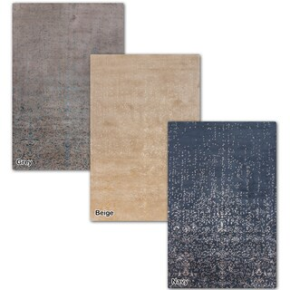 """Artist's Loom Hand-Tufted Contemporary Abstract Pattern Rug (7'9""""x10'6"""")"""
