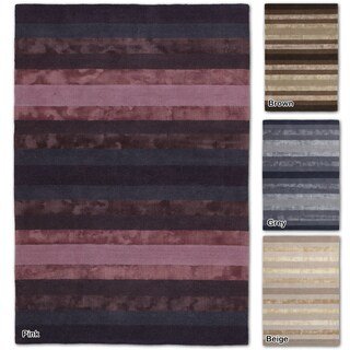"""Artist's Loom Hand-Tufted Contemporary Solid Pattern Rug (7'9""""x10'6"""")"""