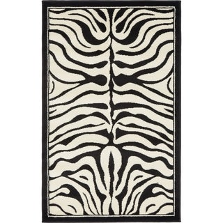Style 3129923 Beige Safari Rug (3' 2 x 5' 2)