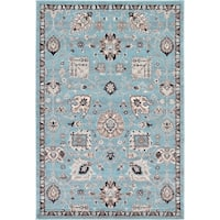 Unique Loom Amelia Heritage Area Rug - 4' x 6'